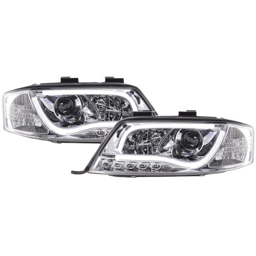 Daylight Headlight Set Audi A6 Typ 4b
